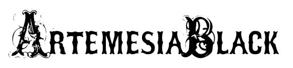 artemesiablacklogo_black